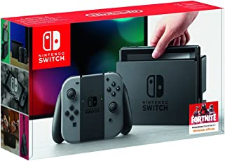 Nintendo Switch Game Console (Grey)