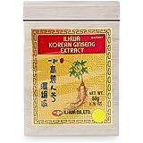Il Hwa | Estratto di Ginseng 100% coreano | Contiene ginsenosidi benefici | in aggiunta un dosatore a cucchiaio | 50 grammi