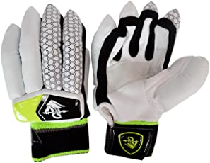 SPARTAN Pro Batting Right Handed Gloves for Juniors (8-13 Years)