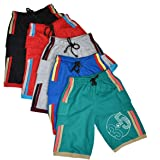 AMIRTHA FASHION Boy's Regular Shorts (Pack of 5)