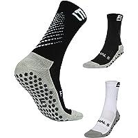 FINAL5 Performance Grip Socks, Anti slip/Non slip socks, Multi Sport - Football/Rugby/Yoga/Running