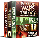 Plague Wars: Infection Day: The First Trilogy: Three apocalyptic technothriller adventures (Plague Wars Series Book 12) (English Edition)