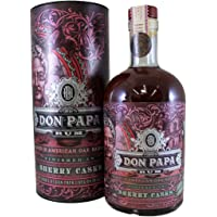 Don Papa Rum Sherry Casks 45% Vol. 0,7l in Giftbox