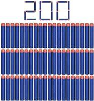 StillCool Nerf N-Strike 200pcs 7.2cm Espuma Suave Dardos Recarga Bala Blasters para Nerf N-Strike Elite Serie niños...