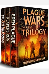 Plague Wars: Infection Day: The First Trilogy: Three apocalyptic sci-fi technothriller adventures (Plague Wars Series Book 12) Kindle Edition