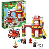 Lego Duplo Town Fire Station Toy , For 2 years and above - 10903