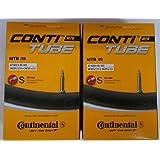 "Continental Unisex's MTB Tube 29"" Inner, Black, [47-622->62-622]"