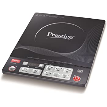 Prestige PIC 19.0 1600-Watt Induction Cooktop with Push button