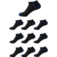 Running Socks for Men Women Ankle Athletic Trainer Socks Low Cut Sports Socks,Multi Coloured Cushioned Trainer Sports…