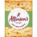 Allinson Easy Bake Yeast, 6x7g