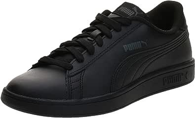 PUMA Unisex Kid's Puma Smash V2 L Jr Low-Top Sneakers