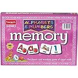Funskool Memory Alphabets and Nos