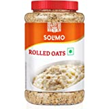 Amazon Brand - Solimo Rolled Oats, 1.2 Kg