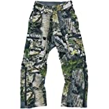 Riverside Kids Youths Boys Camo Shooting Suit Jacket and Trouser Set Waterproof Warm