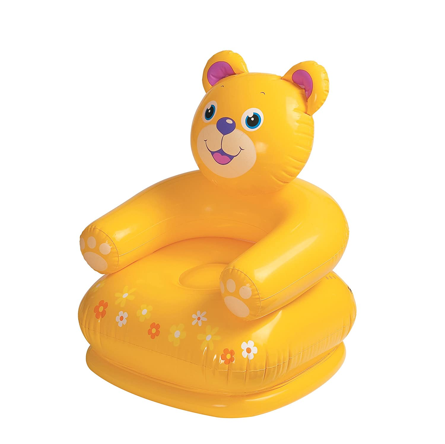 Buy Intex Happy Animal Chair Assortment   Dog, Multi Color Online At Low  Prices In India   Amazon.in
