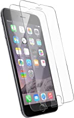 [2 Stück] Tenmangu iPhone 6s Schutzfolie,iPhone 6 Panzerglasfolie Gehärtetes Glas 9H Displayschutzfolie