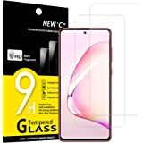 NEW'C 2-Stuks, Screen Protector voor Samsung Galaxy S10 Lite, Gehard Glass Schermbeschermer Film 0.33 mm ultra transparant, u