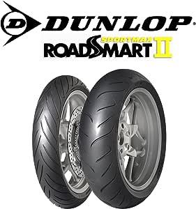 Paar Reifen Dunlop Sportsmart 2 Max 120 70 Zr 17 58 W 180 55 Zr 17 73 W Auto