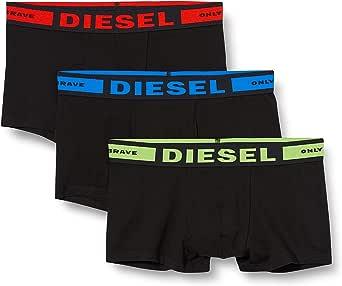 Diesel Boxer Uomo - UMBX-KORYTHREEPACK, Pacco da 3