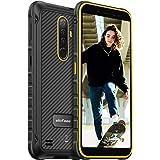 "Ulefone Armor X8 Móvil Libre Resistente 4G, Octa-Core, Android 10, 5.7"" HD+ Teléfono Robusto, 4GB+64GB (SD 256GB), Cámara 13M"