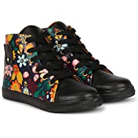 KRAFTER Women's Synthetic Boots