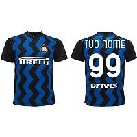 Maglia Inter 2021 Personalizzata Ufficiale 2020-2021 Adulto Ragazzo Bambino Tuo Nome e Numero