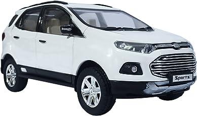 Spotz Echo Indian Popular SUV(Pull Back Action) (White)