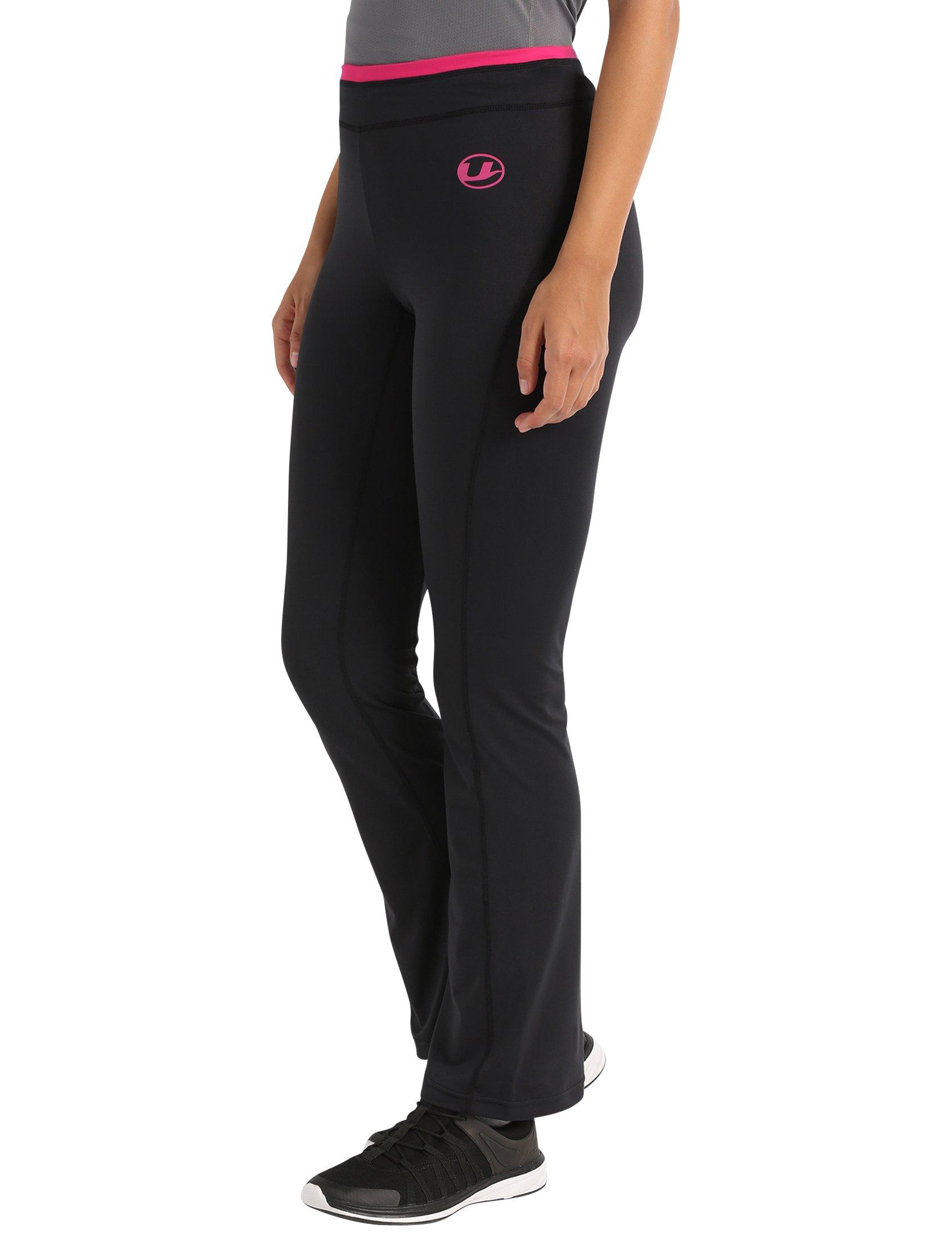 f3ff105fef227 Ultrasport fitness trousers antibacterial and long, ladies jogging ...