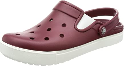 crocs Unisex Citilane Rubber Clogs and Mules