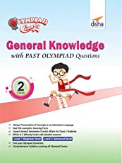 Olympiad Champs General Knowledge Class 2 with Past Olympiad Questions