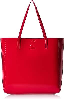 Amazon Brand - Eden & Ivy Autumn-Winter'20 Handbag (Red)