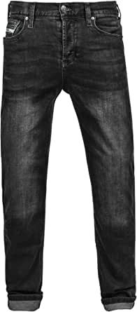 John Doe Herren Original Jeans Black Used Hose Auto