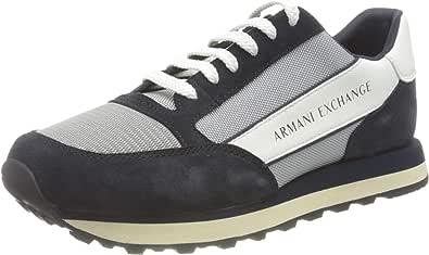 ARMANI EXCHANGE Osaka Sneaker, Scarpe da Ginnastica Uomo