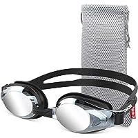 ZIONOR Lunettes de Natation, Upgrade G8 Lunettes de Piscine pour Adulte Homme Femme, Anti-buée, Protection UV 100…