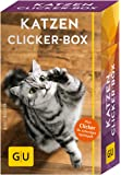 Katzen Clicker-Box gelb 12 x 3,5 cm (GU Tier-Box)