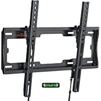 Perlegear Support Mural TV Inclinable pour LED, LCD, OLED, TV à Écran Plat de 26 à 55 Pouces,VESA Max 400×400mm Capacité…