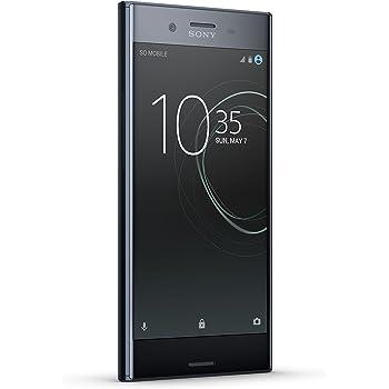 Sony Xperia XZ Premium Smartphone, Memoria Interna da 64 GB, Nero [Italia]