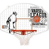 New Port Outdoor Mit Netz Basketballkorb Weiß/Grau/Orange One Size