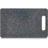 Zeller 26055 planche à découper-plastique-aspect granite