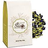 The Indian Chai – Blue Pea Tea Tisane 20g for Improving Eyesight & Good for Hair & Skin, Makes 40 Cups