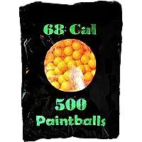 NEW Legione rubberballs//PALLINE GOMMA cal.68-10 pezzi-Rosso