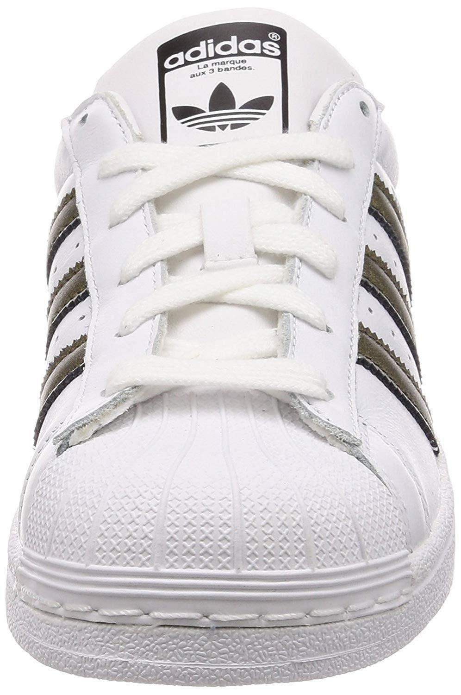 adidas Superstar W, Scarpe da Ginnastica Donna 4 spesavip