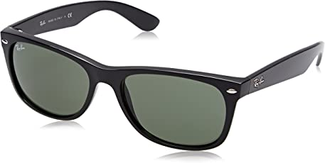 Ray-Ban UV ProtectedSquare Men's Sunglasses - (RB2132 901 |58/18|58 Crystal Green Color)