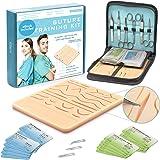 Kit aprendizaje de sutura ÚLTIMA GENERACIÓN   Video Curso sutura en Español   3 mallas verticales 2 horizontales   E-Book   E