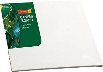 Camel Camlin Kokuyo Canvas Board - 30cm x 40cm
