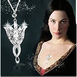 Arwen - Collana con il Signore degli Anelli, motivo: Féeries et meraviglie