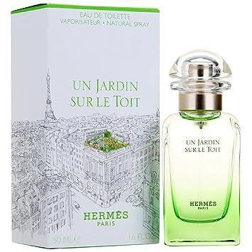 hermes perfume un jardin