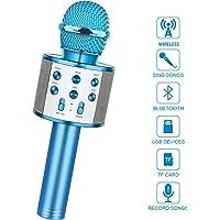 LetsGO toyz Wireless Karaoke Microphone for Kids - Best Gifts