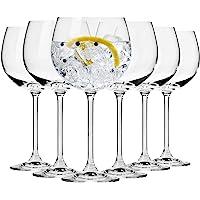 Krosno Verre à Gin Eau   Lot 6 Verres   480 ML   Venezia Collection   A Destination des Particuliers et des…