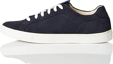Marchio Amazon - find. Sneaker Basse Stringate Uomo